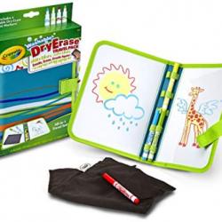 Crayola Washable Dry-Erase Travel Pack