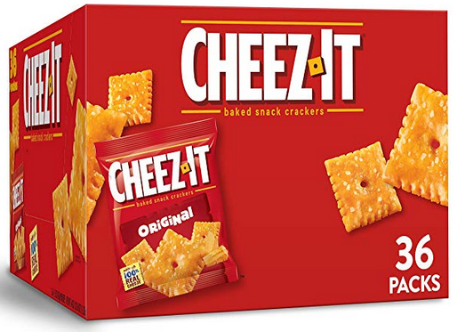 Cheez-It Original Cheese Crackers
