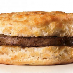 Hardee's: FREE Sausage Biscuit (March 9th)