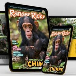 FREE Digital Subscription to Ranger Rick Magazines