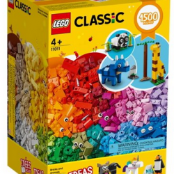 LEGO Classic 1,500-Piece Animals Set