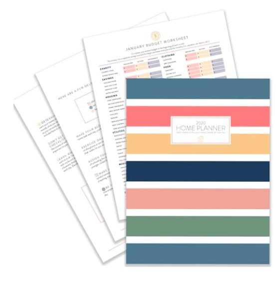 Ultimate Home Checklist Planner