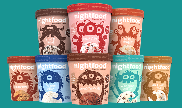 FREE Pint of NightFood Ice Cream (PayPal Users)