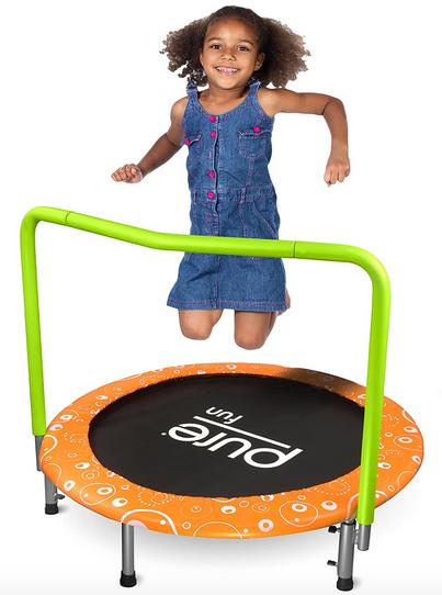 Pure Fun 36-inch Kids Bungee Trampoline