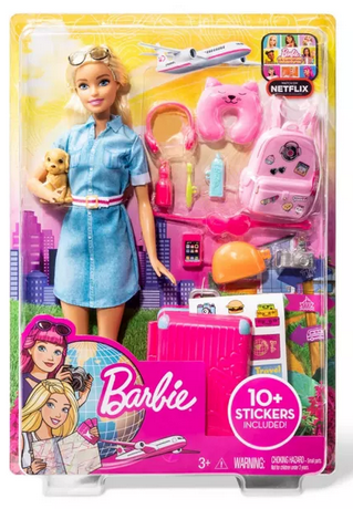 Barbie Dolls as Low as $12.75 on Target