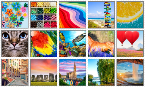 Ravensburger's Puzzle World   Make FREE Virtual Puzzles with Friends!