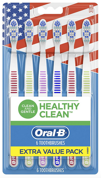 Oral-b Healthy Clean Toothbrushes