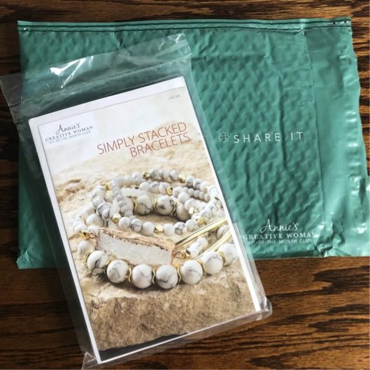Annie's Women's Bracelet Kit with Packaging