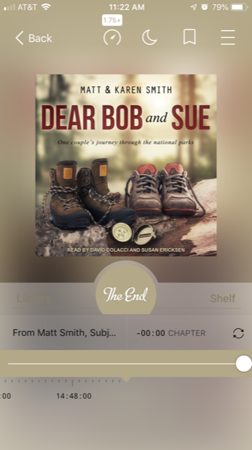 Dear Bob and Sue Audiobook