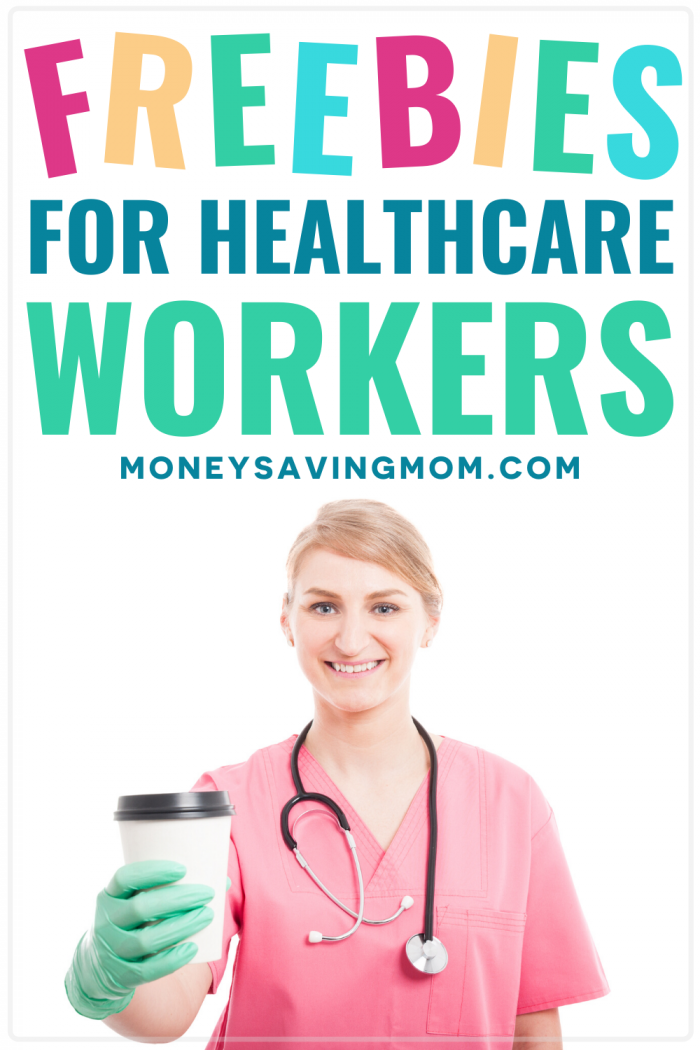 Freebies for Healthcare Workers