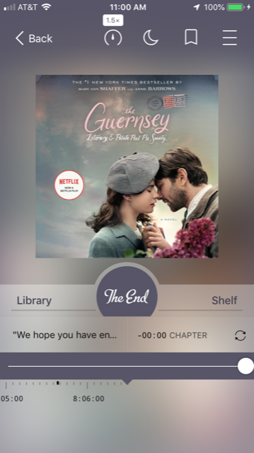 Guernsey Literary & Potato Peel Pie Society Audiobook