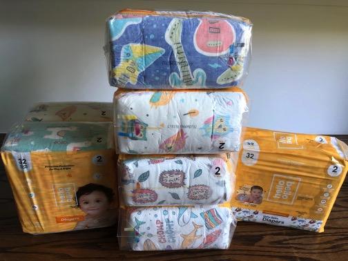 Hello Bello diaper designs