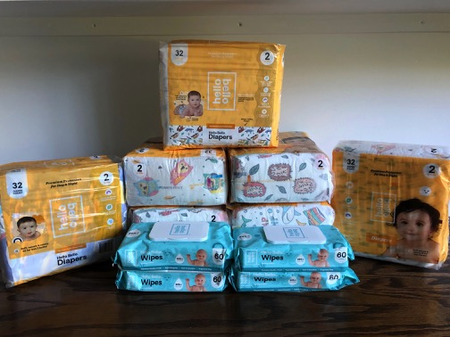 Hello Bello diapers coupon
