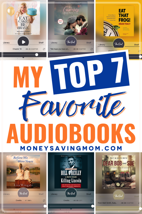 best audiobooks to listen to