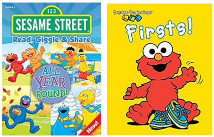 FREE Sesame Street eBooks