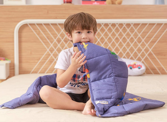 Sivio Weighted Blanket for Kids