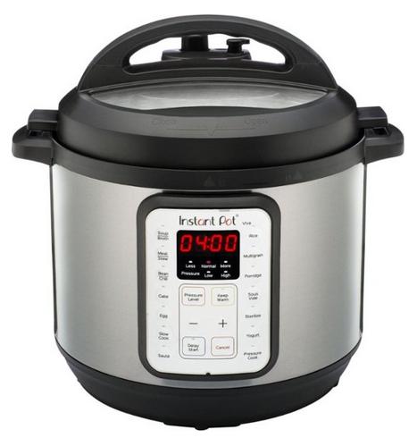 Instant Pot - Viva 6 Quart 9-in-1 Multi-Use Pressure Cooker