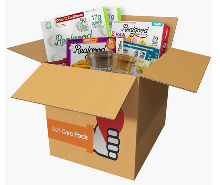 FREE Real Good Foods Care Pack For Healthcare Workers