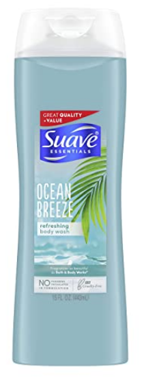 Suave Essentials Body Wash