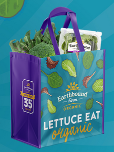 Earth Bound Farm Tote Bag Sweepstakes (5,000 Winners)