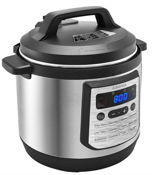 Insignia 8-quart Integer Multi Cooker Lone $39.99 Shipped (reg. $120!)
