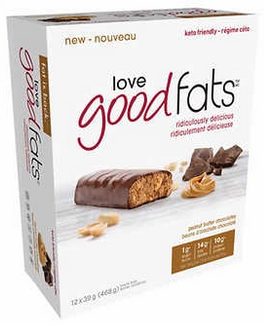 Free Love Good Fat Bars 6 pk
