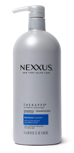 Nexxus Large Bottle of Moisturizing Shampoo for Dry Hair