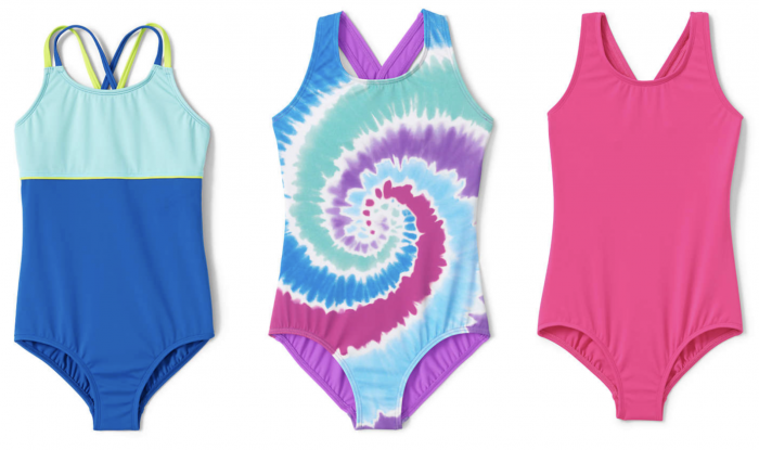 HOT* Lands' End Swimwear Deals: Girl's One Pieces for $7.78 shipped, Boy's  Swim Trunks for $5.98 shipped, plus more!!   Money Saving Mom® : Money  Saving Mom®