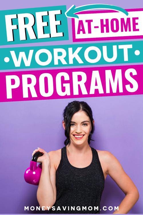 Free workout programs at home