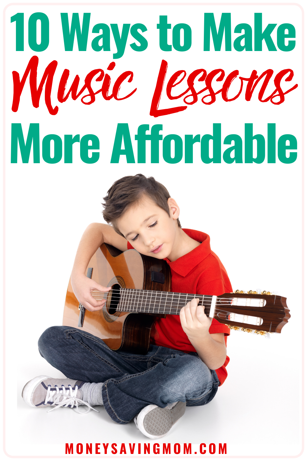 affordable music lessons