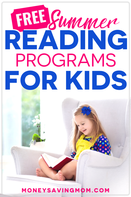 free summer reading programs 2020