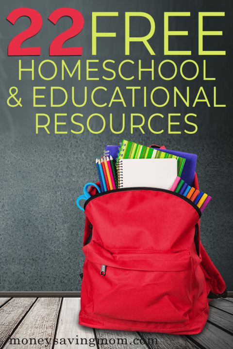 Free Homeschool Curriculum