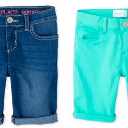 The Children's Place Kids Shorts as Low as $2.38 Shipped