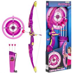 Kids 24in Light-Up Archery Toy Play Set