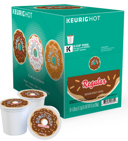 Calling all coffee drinkers! You can get Executive Suites FREE K-cups this week!