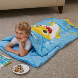 Kids Character Weighted Blanket Sleeping Bags Only $19.88