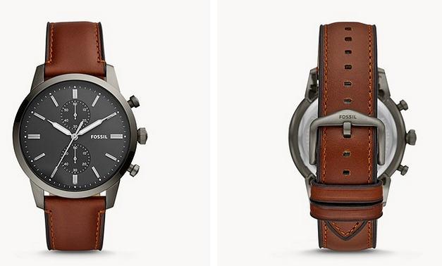 Fossil Men's Watches from $39 Shipped + FREE Engraving