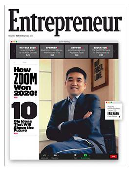 Escaped Subscription To Entrepreneur Magazine!