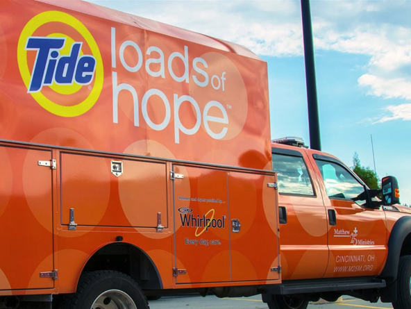 Tide Loads of Hope Organization