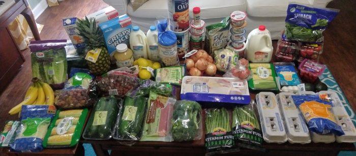 1.59 1 bag Organic Blue Corn Chips