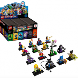 LEGO Minifigures DC Super Heroes Series 71026 Collectible Set