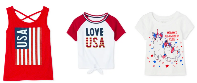 The Children's Place Apparel