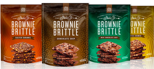 Sheila G's Brownie Brittle only $1.50 at Target!