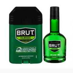 FREE Brut Classic Men's Deodorant at Kroger Affiliate Stores