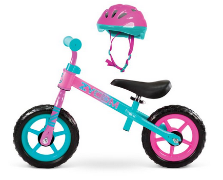 "Zycom - 10"" My 1st Balance Bike With Helmet Combo"