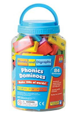 Educational Insights Phonics Dominoes