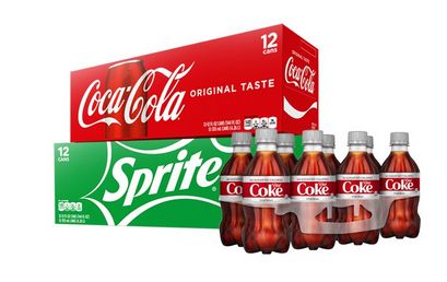 25% offCoca-Cola Beverages