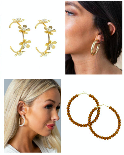 Cents of Style Earrings