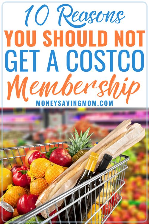 Why NOT to get a Costco membership