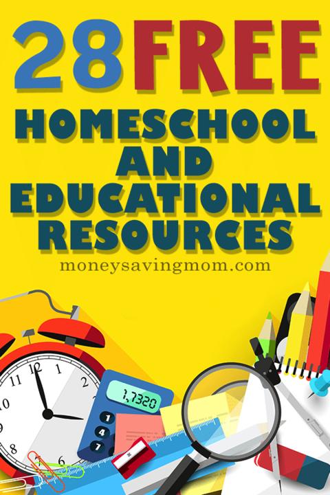 Free Homschool Curriculum